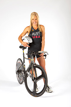 Follow Tracy and Team USA at Triathlon Worlds in Budapest - photo by Jared Langston